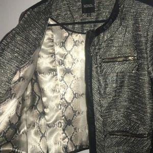 XOXO Jackets & Coats - Xoxo Jacket 3/4 sleeves Size small